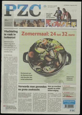 Provinciale Zeeuwse Courant 2014-08-02