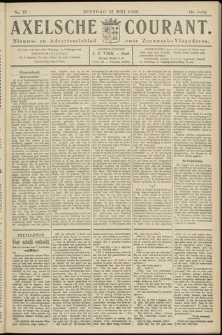 Axelsche Courant 1928-05-15