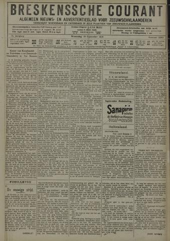 Breskensche Courant 1928-09-19