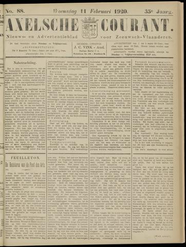 Axelsche Courant 1920-02-11