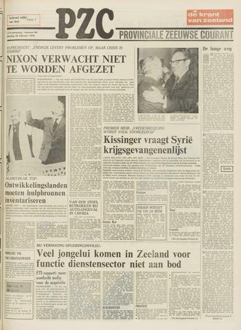 Provinciale Zeeuwse Courant 1974-02-26