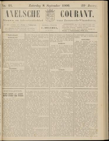 Axelsche Courant 1906-09-08