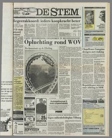 de Stem 1989-10-27