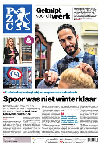 Provinciale Zeeuwse Courant 2018-01-16