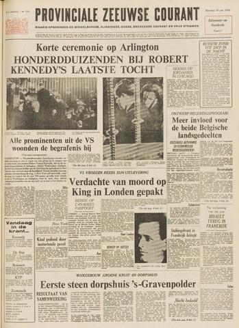 Provinciale Zeeuwse Courant 1968-06-10