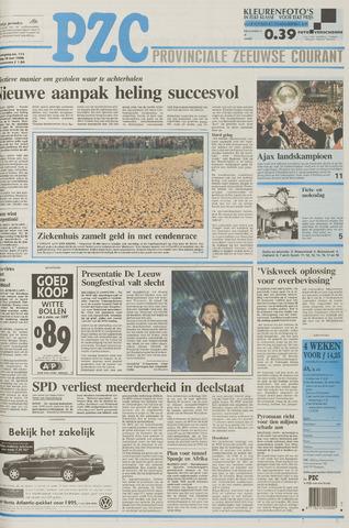 Provinciale Zeeuwse Courant 1995-05-15