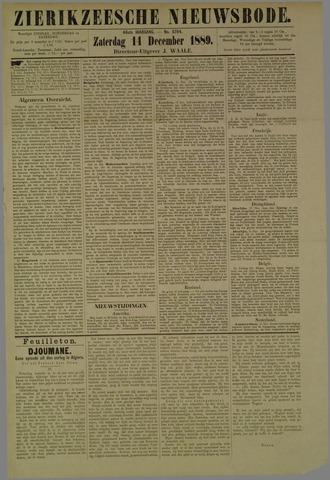 Zierikzeesche Nieuwsbode 1889-12-14