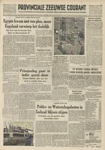 Provinciale Zeeuwse Courant 1956-09-11
