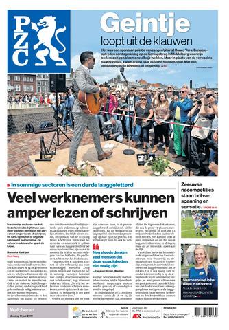 Provinciale Zeeuwse Courant 2019-06-11