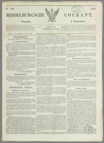 Middelburgsche Courant 1861-09-03