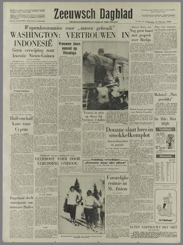 Zeeuwsch Dagblad 1959-02-10