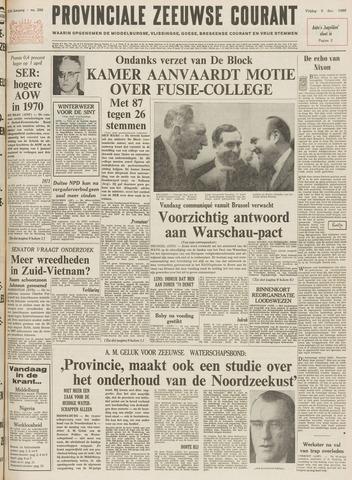 Provinciale Zeeuwse Courant 1969-12-05