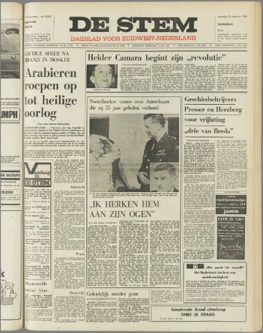 de Stem 1969-08-23