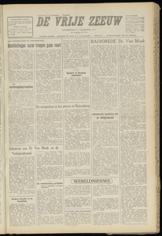 de Vrije Zeeuw 1947-08-21