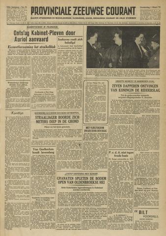 Provinciale Zeeuwse Courant 1951-03-01
