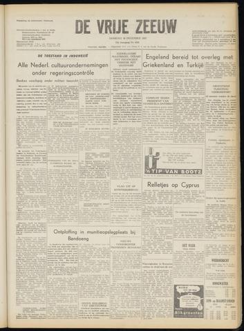 de Vrije Zeeuw 1957-12-10