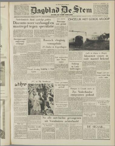 de Stem 1957-08-16
