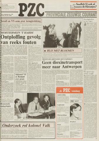 Provinciale Zeeuwse Courant 1983-07-29