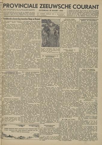 Provinciale Zeeuwse Courant 1944-03-25