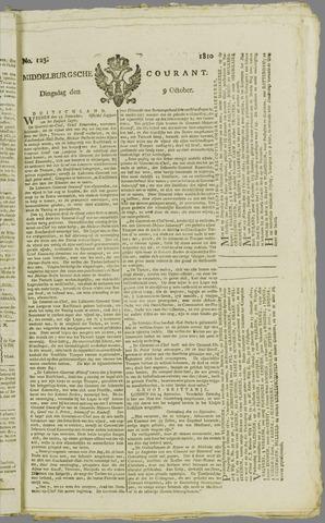 Middelburgsche Courant 1810-10-09