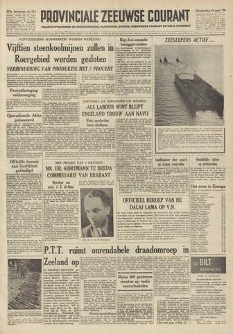 Provinciale Zeeuwse Courant 1959-09-10