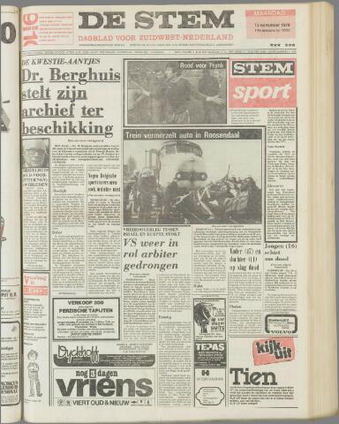 de Stem 1978-11-13