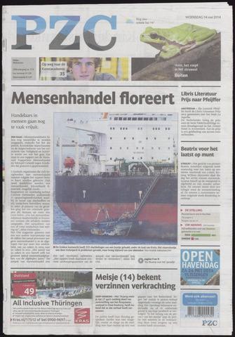 Provinciale Zeeuwse Courant 2014-05-14