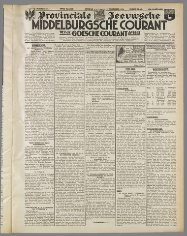 Middelburgsche Courant 1936-11-17