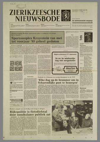 Zierikzeesche Nieuwsbode 1988-02-08