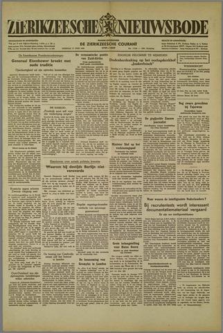 Zierikzeesche Nieuwsbode 1952-06-17