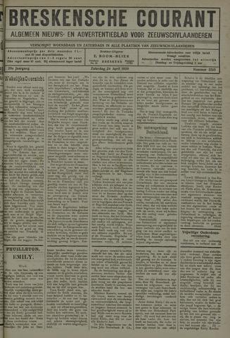 Breskensche Courant 1920-04-24