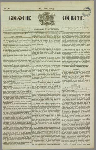 Goessche Courant 1856-09-18