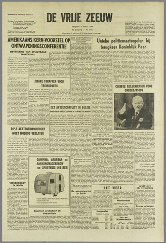 de Vrije Zeeuw 1964-04-17