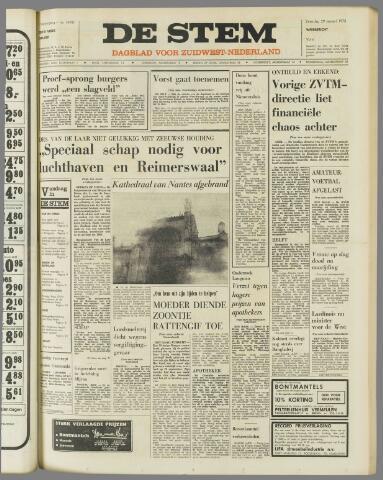 de Stem 1972-01-29