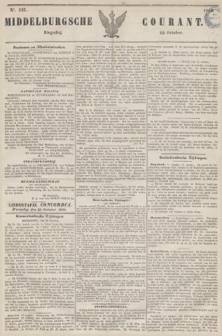 Middelburgsche Courant 1850-10-22
