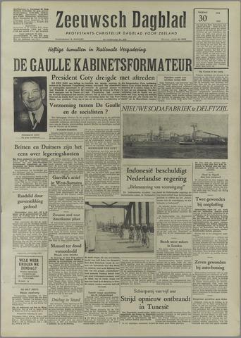 Zeeuwsch Dagblad 1958-05-30