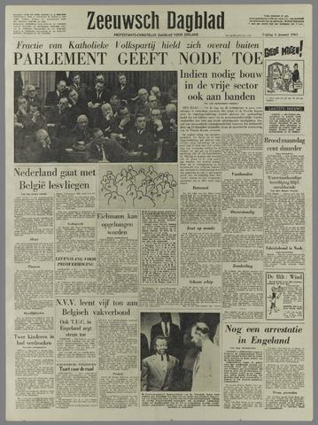 Zeeuwsch Dagblad 1961-01-06