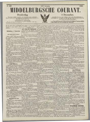 Middelburgsche Courant 1901-12-05