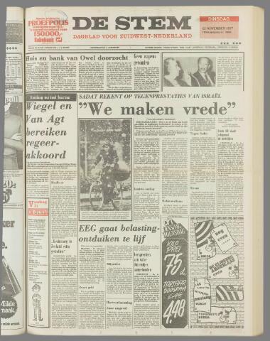 de Stem 1977-11-22