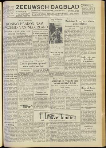Zeeuwsch Dagblad 1954-08-16