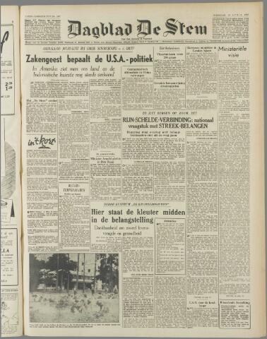 de Stem 1949-04-20