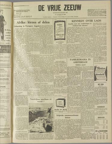 de Vrije Zeeuw 1961-03-25