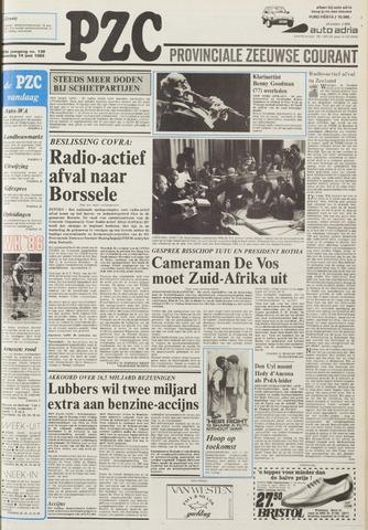 Provinciale Zeeuwse Courant 1986-06-14