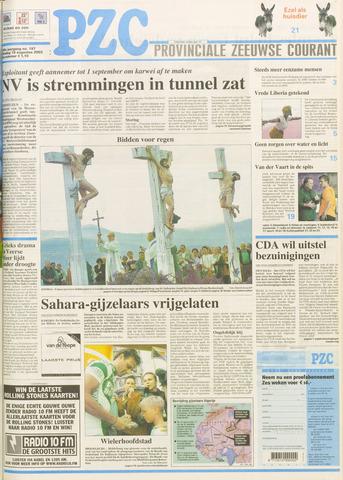 Provinciale Zeeuwse Courant 2003-08-19