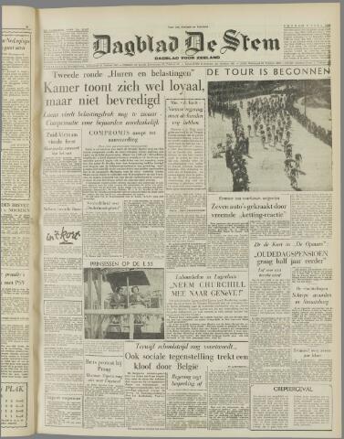 de Stem 1955-07-08