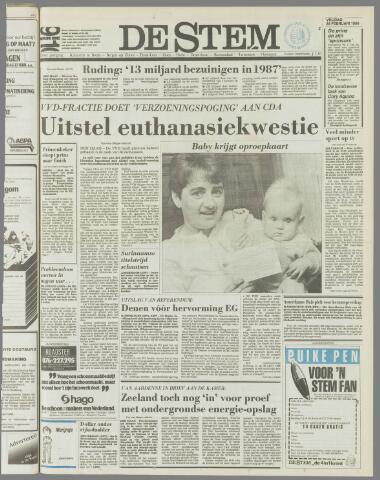 de Stem 1986-02-28
