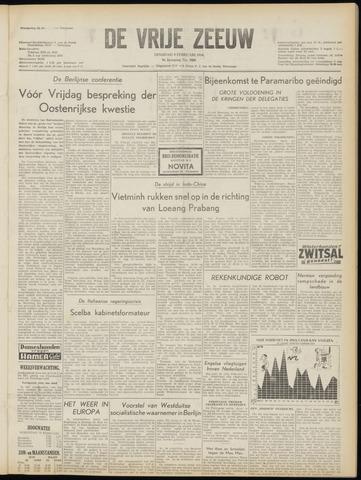 de Vrije Zeeuw 1954-02-09