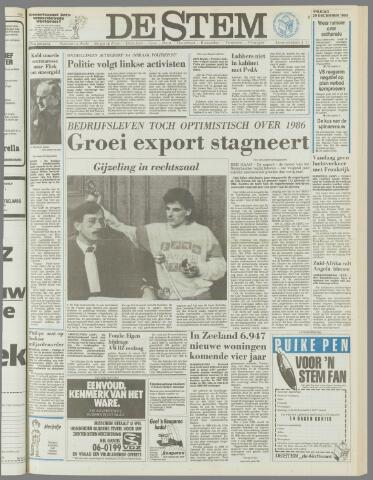 de Stem 1985-12-20