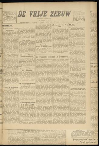 de Vrije Zeeuw 1946-07-30