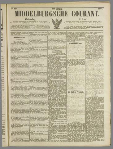 Middelburgsche Courant 1906-06-02